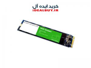 اس اس دی Western Digital Green  Internal SSD M.2 Drive 480GB