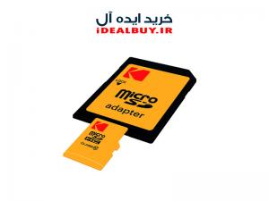 کارت حافظه Emtec Kodak UHS-I U1 Class 10 85MBps 580X microSDHC 64GB