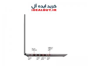لپ تاپ  LENOVO Ideapad L3 - i5/8/1/2