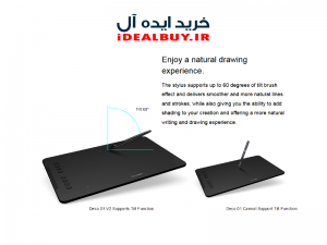 قلم نوری XP-Pen Deco 01 V2 Pen Tablet