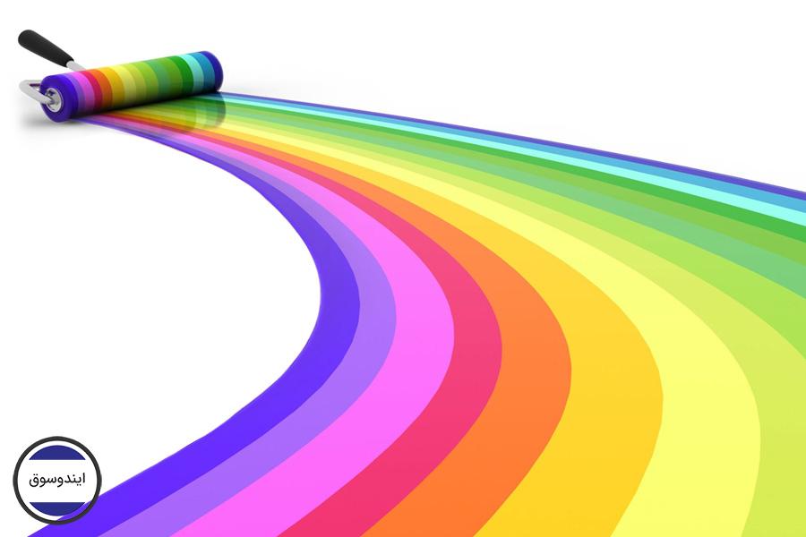 انواع رنگهای صنعتی