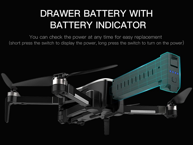 ZLRC Beast SG906 lipo battery