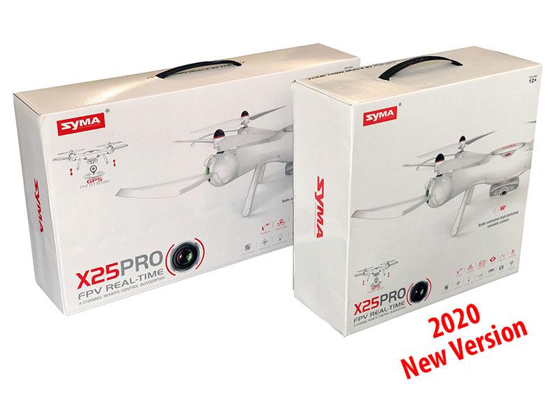 جعبه کوادکوپتر سایما X25Pro