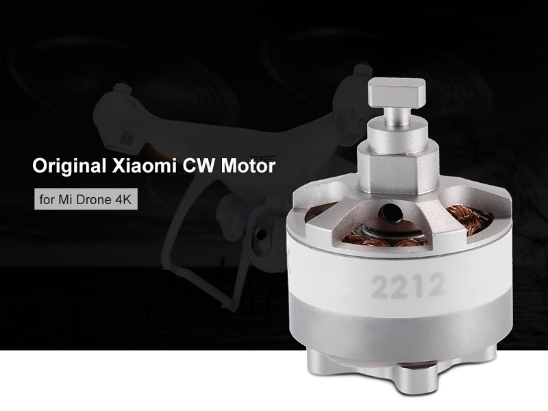 Mi Drone 4K Brushless Motor