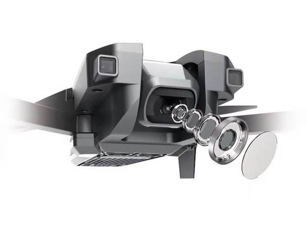 کوادکوپتر دوربین دار MJX MEW4-1