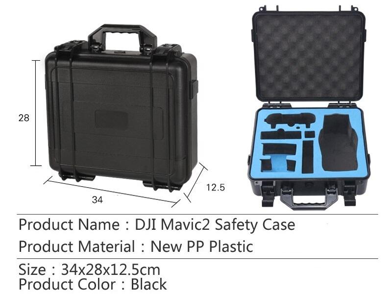 هاردکیس صنعتی مناسب هلی شات Mavic 2 Pro/Zoom