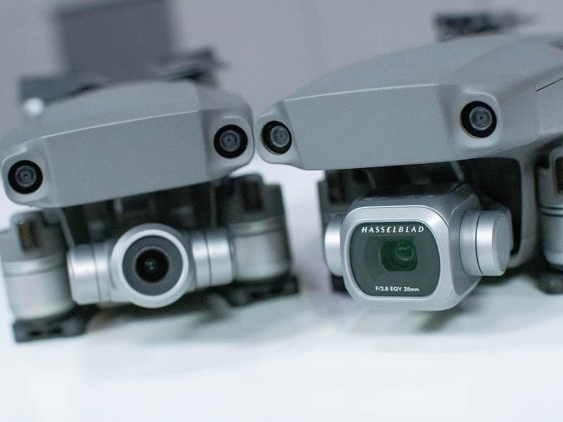 دوربین کوادکوپتر مویک 2 پرو