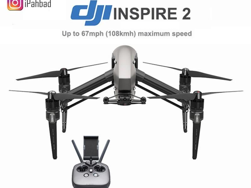 کوادکوپتر فوق حرفه ای اینسپایر DJI Inspire 2