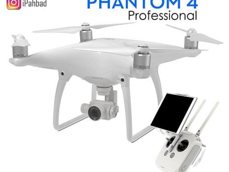 کوادکوپتر حرفه ای فانتوم DJI Phantom 4 Professional