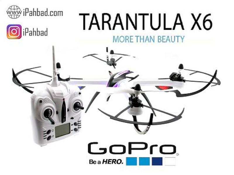 کوادکوپتر تارانتولا Tarantula X6C (دوربین دار)