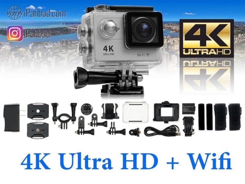 دوربین ورزشی 4K طرح گوپرو بدون ریموت (کیفیت+A)