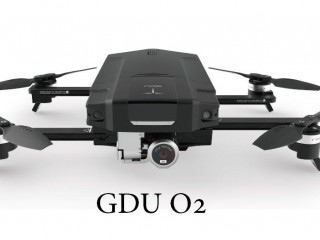 ربات پرنده ی GDU O2PLUS برای رقابت با MAVIC به بازار می آید