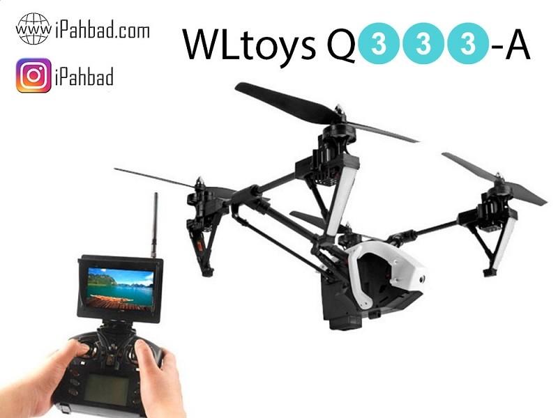 کوادکوپتر WLtoys Q333-A