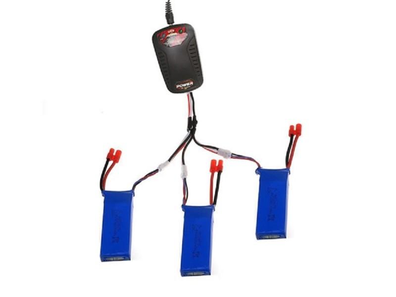هاب شارژر کوادکوپترهای سری 8 سیما