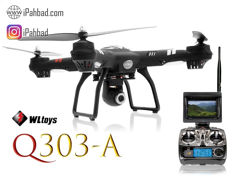 کوادکوپتر WLtoys Q303-A