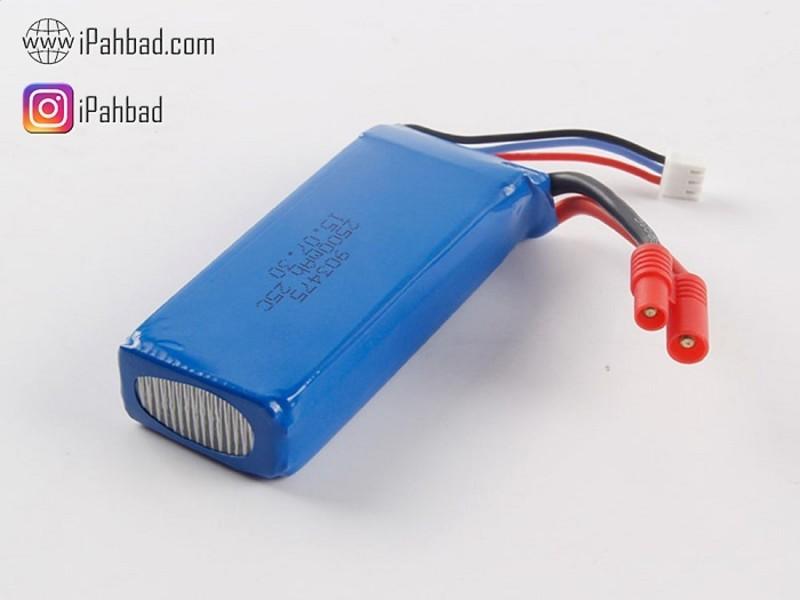 باتری کوادکوپتر W606-5 Flanker