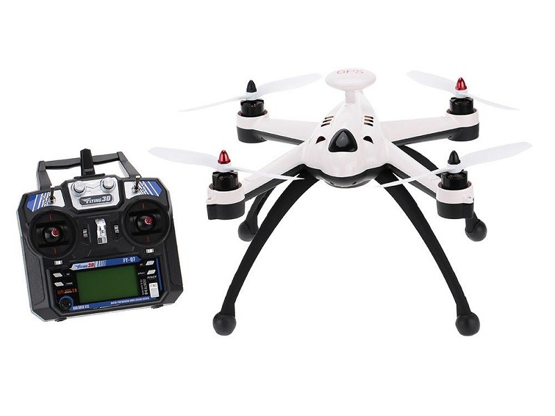 کوادکوپتر Flying 3D X8 GPS