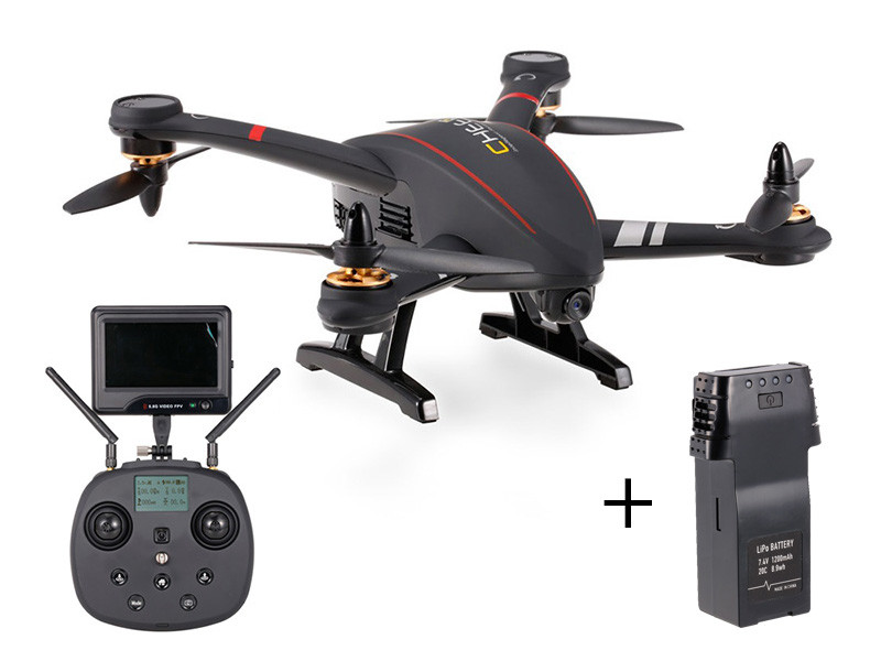 کوادکوپتر CX-23 + باتری یدکی