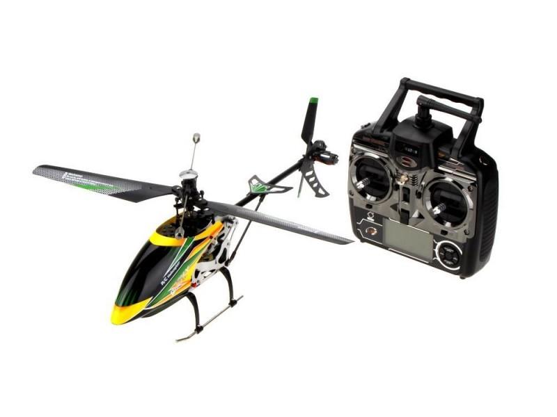 هلیکوپتر کنترلی مدل WLtoys V912 Pro