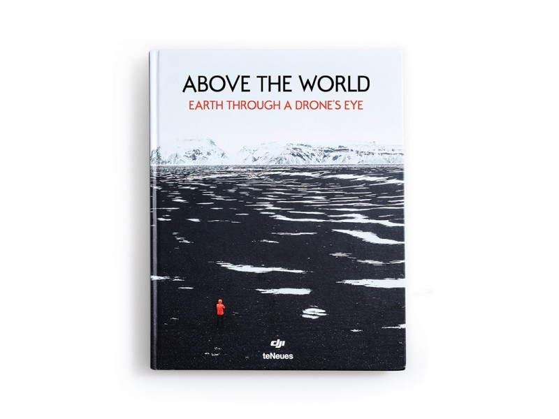 کتاب ABOVE THE WORLD از کمپانی DJI