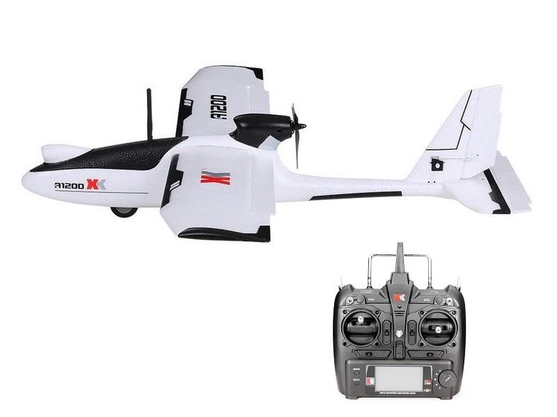 هواپیمای کنترلی XK-A1200