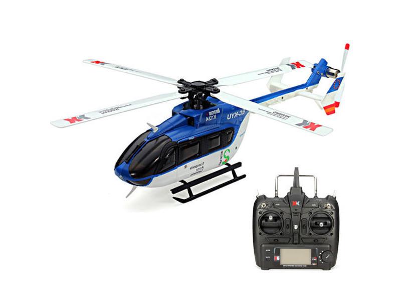 هلیکوپتر کنترلی XK-K124