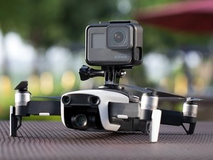 install gopro on dji mavic air