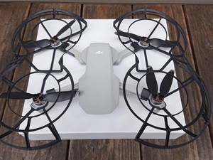 DJI Mavic Mini with Cage Guards