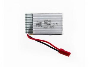 باتری تک سلول کوادکوپتر سوکت JST