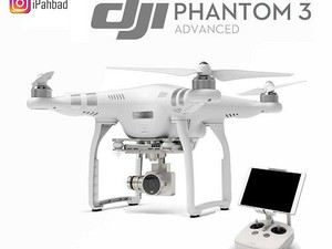 کواد کوپتر فانتوم DJI Phantom 3 Advanced
