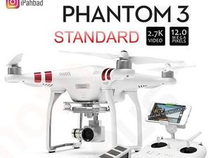 کواد کوپتر حرفه ای فانتوم DJI Phantom 3 Standard