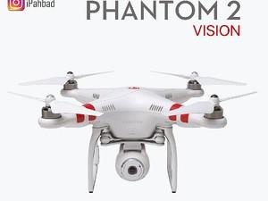 کواد کوپتر DJI Phantom 2 Vision