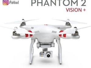 کواد کوپتر حرفه ای فانتوم +DJI Phantom 2 Vision