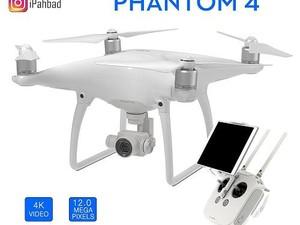 کوادکوپتر حرفه ای فانتوم DJI Phantom 4