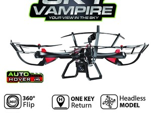 کوادکوپتر اسکای ومپایر HeLIC Max Sky Vampire