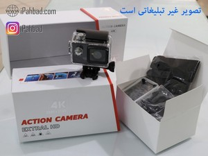 دوربین ورزشی 4K طرح گوپرو (مناسب کوادکوپترهای بدون دوربین)