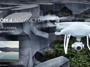 کوادکوپتر حرفه ای فانتوم DJI Phantom 4 Advanced