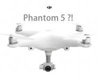 کوادکوپتر فانتوم DJI Phantom 5 چگونه خواهد بود؟!