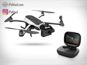 کوادکوپتر گوپرو کارما (بدون دوربین) مناسب دوربین Hero5 و Hero6