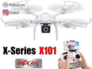 کوادکوپتر MJX-X101 + C4018