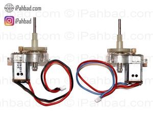 موتور+گیرباکس چپ و راست W606-5