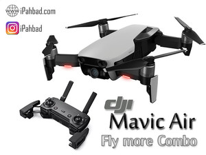 کواد کوپتر مویک ایر کمبو DJI Mavic Air Fly more combo
