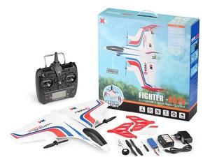محتویات جعبه هواپیما کنترلی XK-X520