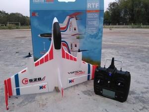 هواپیما کنترلی XK-X520