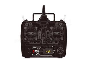 ریموت کنترل کوادکوپتر WLtoys Q393-H