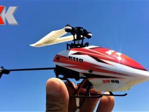 هلیکوپتر کنترلی XK K110 نسخه BNF