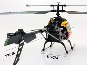 هلیکوپتر کنترلی دبلیو ال تویز v912 پرو