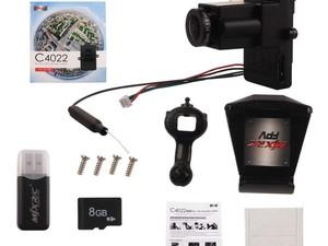 محتویات جعله دوربین MJX C4022 مناسب کوادکوپتر Bugs 3