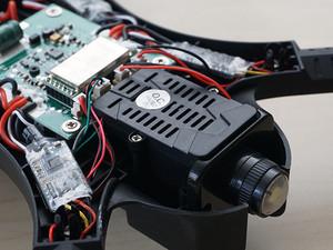 نصب دوربین MJX C4022 مناسب کوادکوپتر Bugs 3