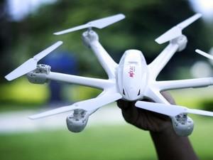 هگزا کوپتر دوربین دار MJX-X600